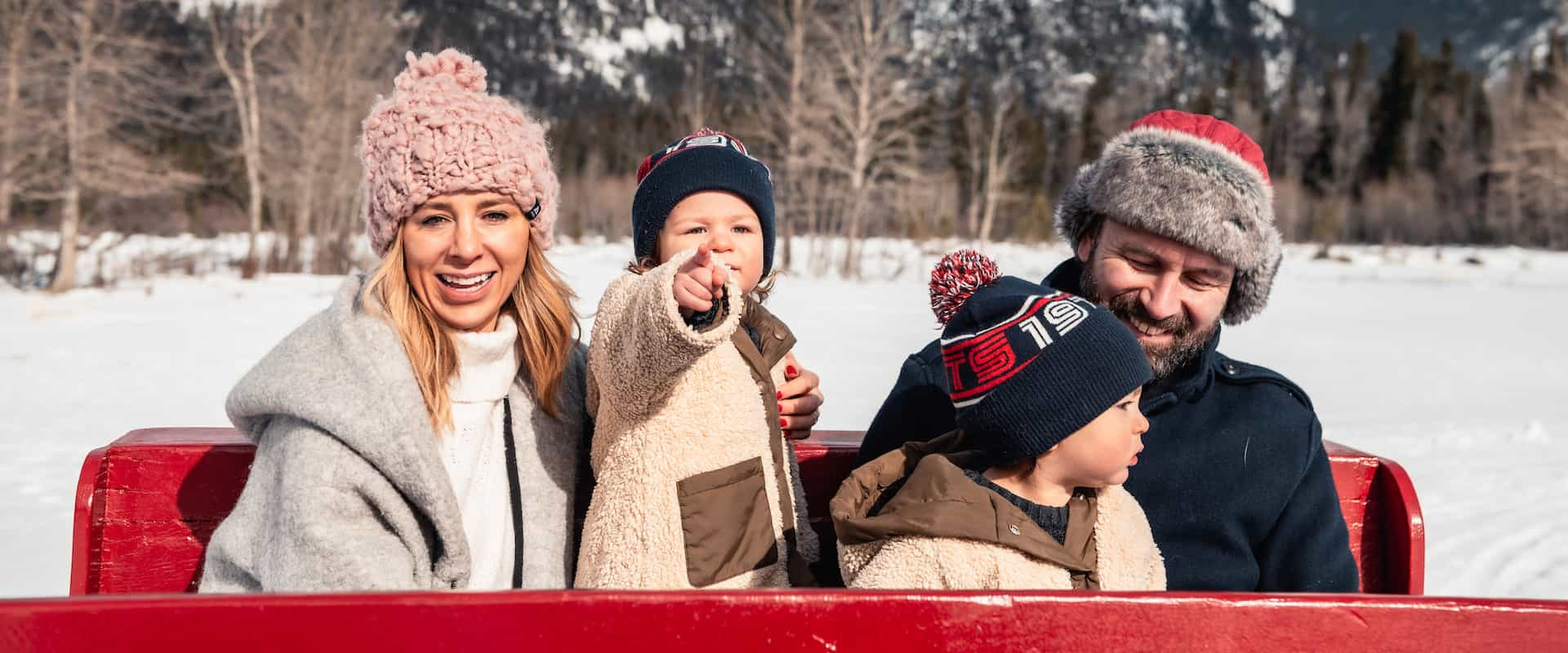Family Sleigh Ride – Private