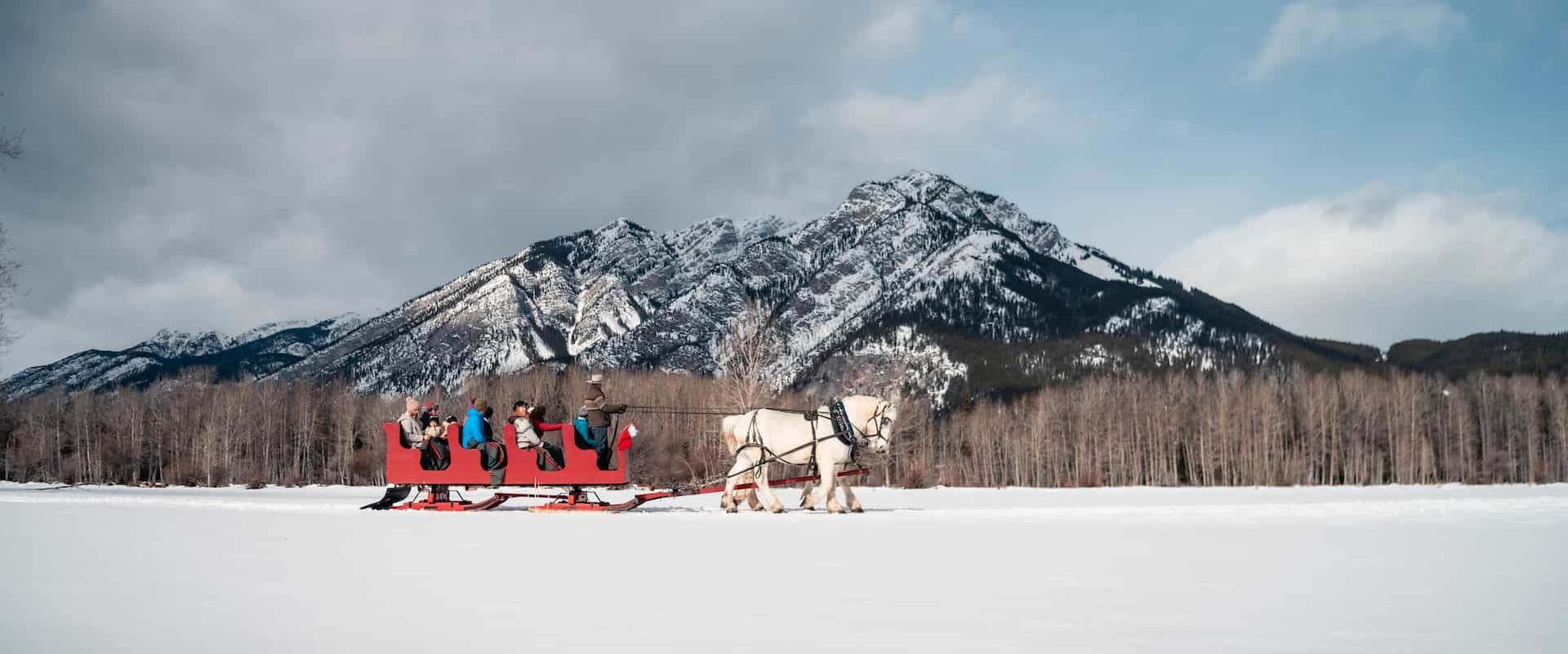 Group Sleigh Ride – Private