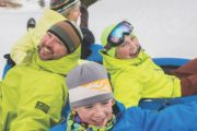 Try snow tubing at Banff Mt Norquay with the family