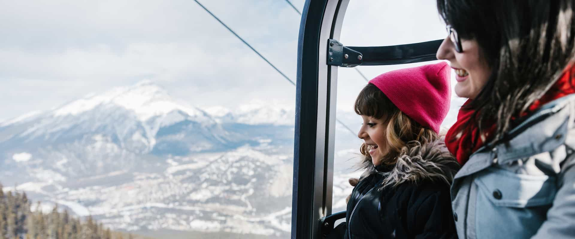 Sleigh Ride + Hot Springs + Gondola