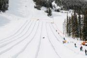 Banff Mt Norquay is Alberta's largest tube park
