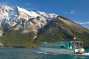 Cruise Lake Minnewanka on the Banff Lake Cruise