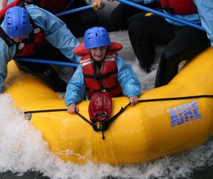 Kananaskis River Whitewater Rafting Tour near Banff, Canadian Rockies