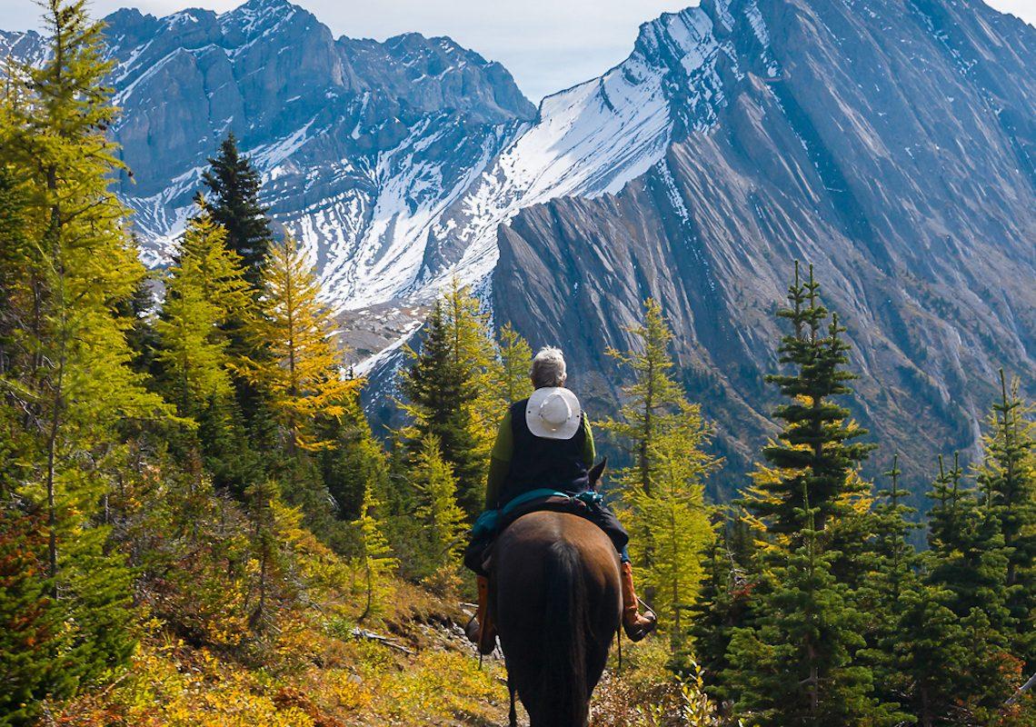 Banff Horseback Pack Trips with Banff Trail Riders