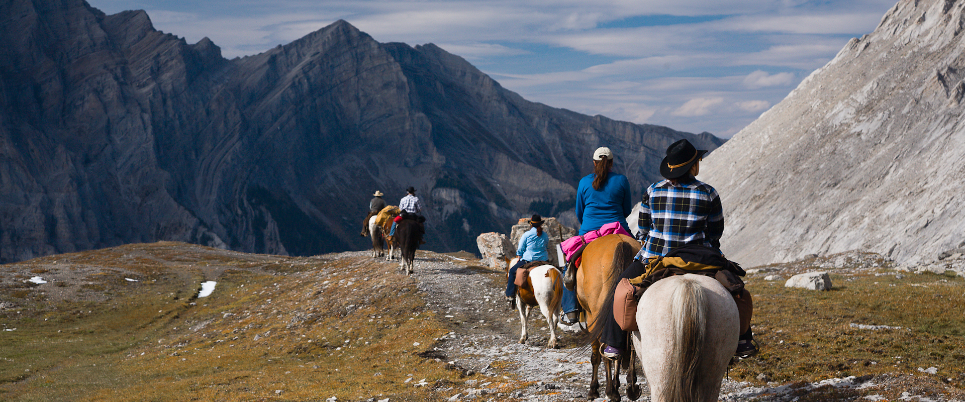Banff Horseback Pack Trips with Banff Trail Riders