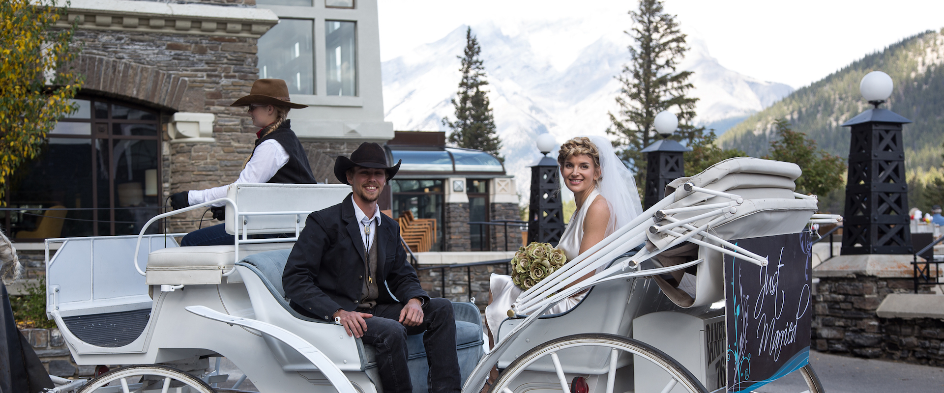 Wedding Carriage Ride