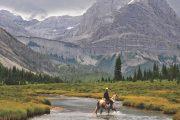 Horseback Riding Trip in Banff, Canadian Rockies