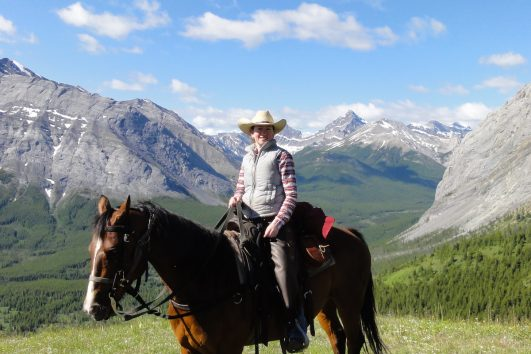 Banff National Park Horseback Riding, Canadian Rockies