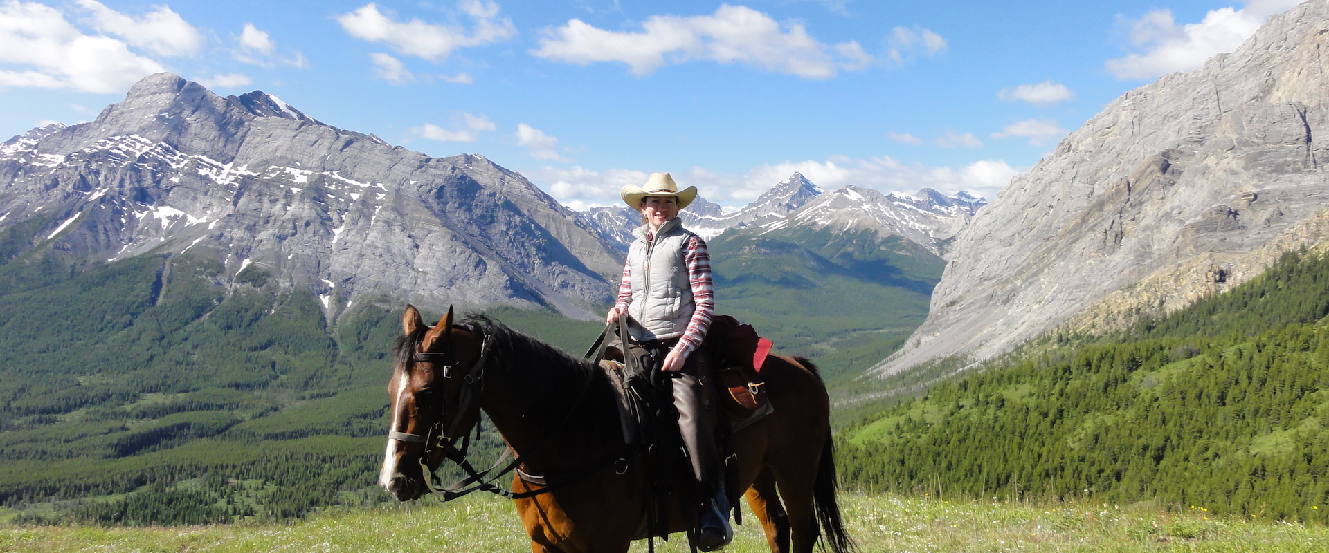 Banff National Park Horseback Riding, Canadian Rockies