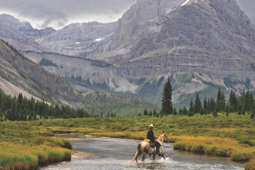 Horseback Riding Trip in Banff, Canadian Rockies