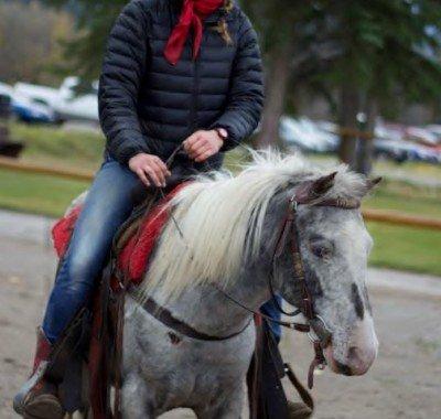 Banff Horseback Rides with Chief