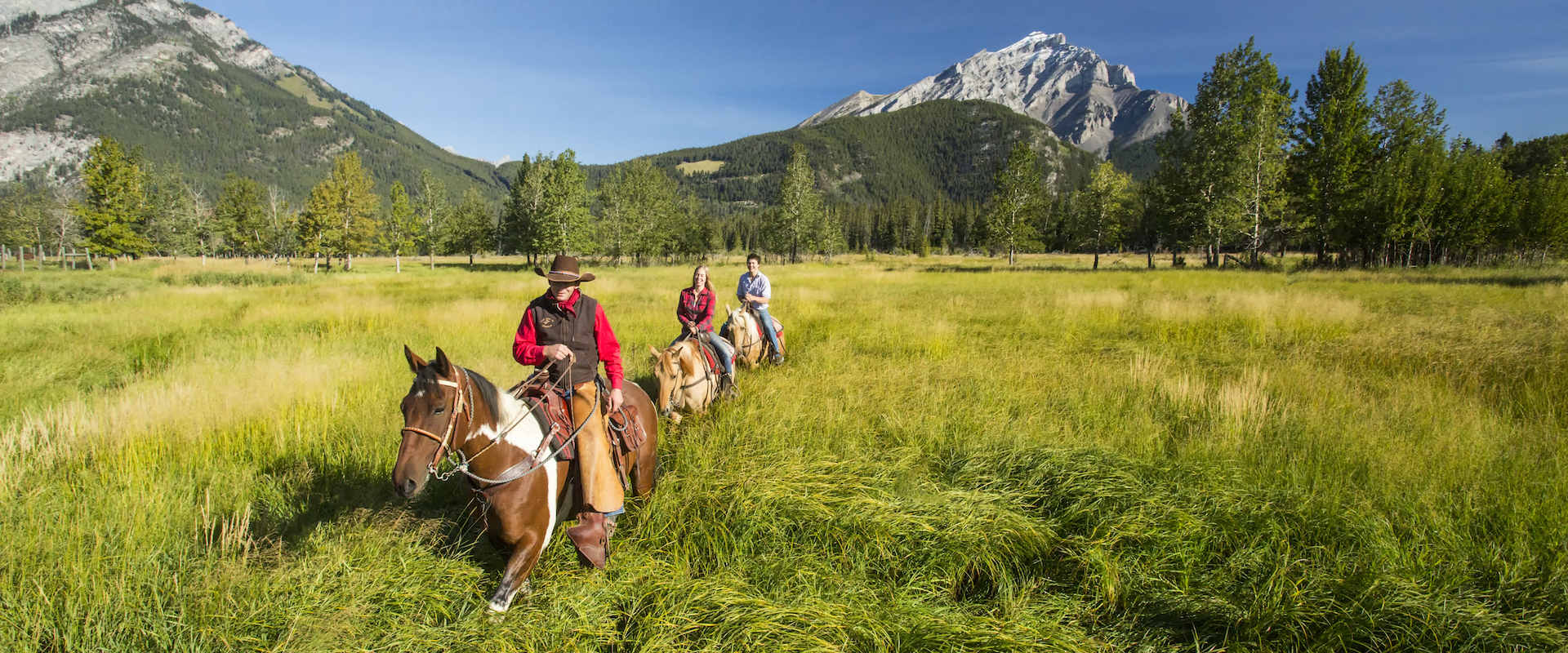 FAQ - Banff Trail Riders