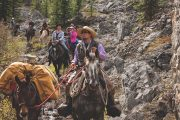 Banff Horseback Riding Pack Trips
