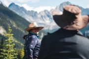 Ride to Halfway Lodge on a backcountry vacation with Banff Trail Riders