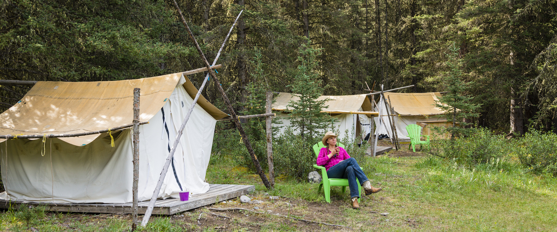 Campsites