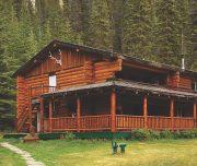 Sundance Backcountry Lodge in Banff, Canadian Rockies