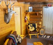 Sundance Lodge Backcountry Accommodation in Banff, Canadian Rockies