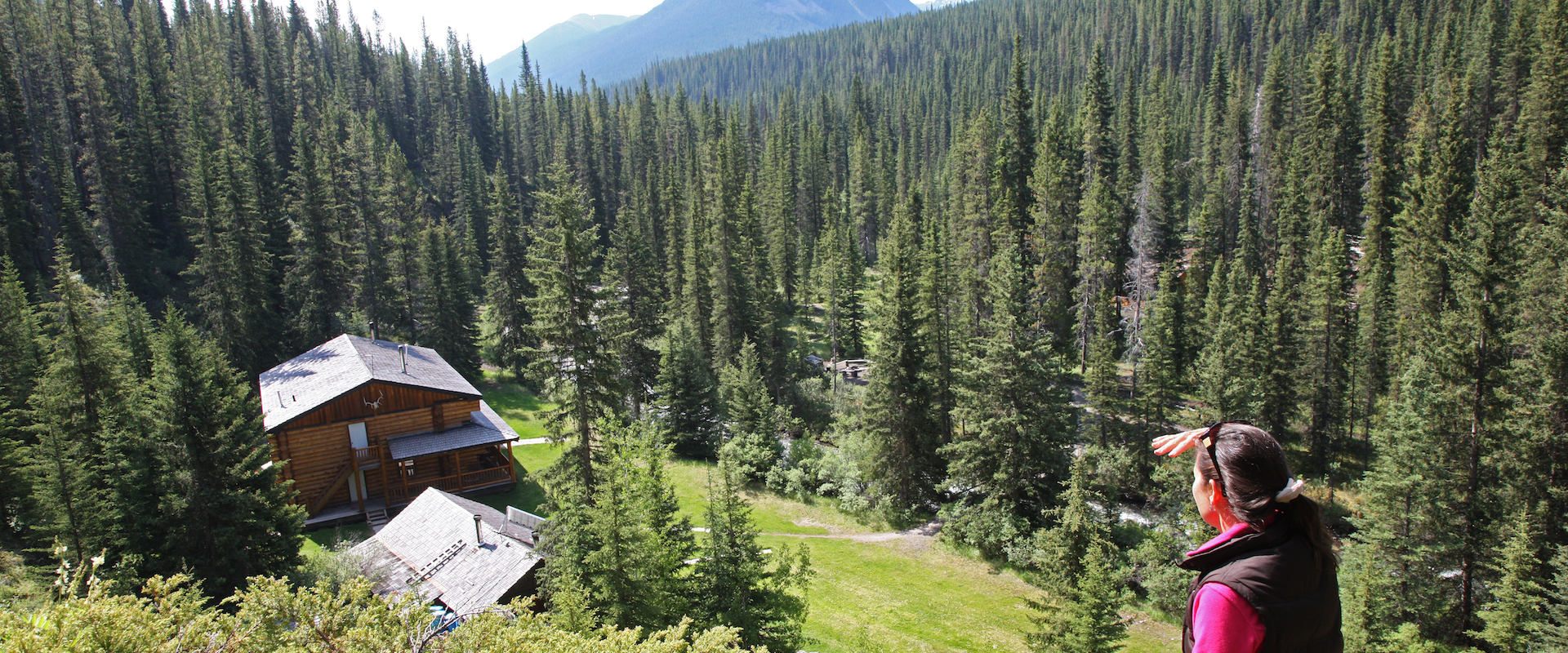 Sundance Lodge Backcountry Pack Trip in Banff, Canadian Rockies with Banff Trail Riders