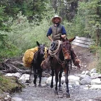 Mitchell Andrew Backcountry Lodge Supervisor at Banff Trail Riders