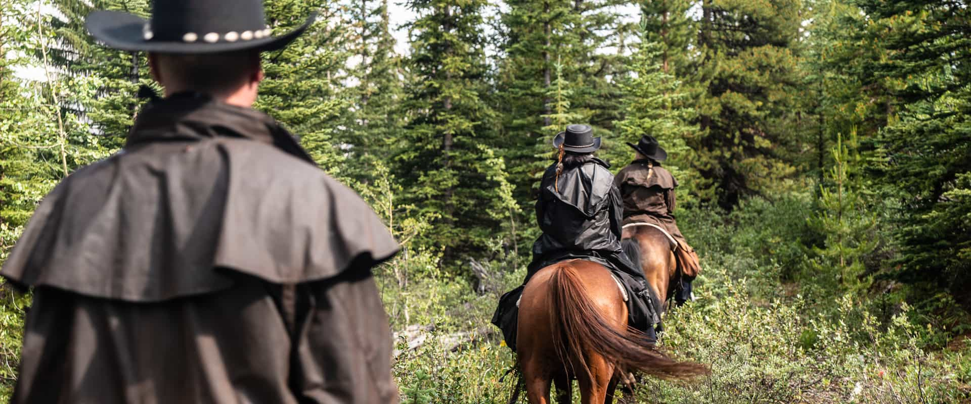 Soak in the scenery of Banff National Park on a backcountry trip