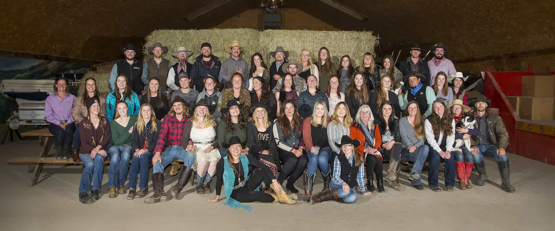 2019 Banff Trail Riders Staff Photo