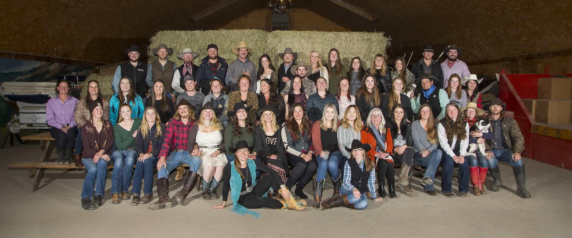 2019 Banff Trail Riders Staff Photo