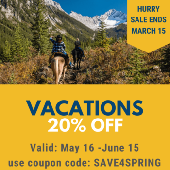 SAVE4SPRING spring backcountry deal