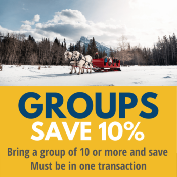 Winter Groups Save 10%